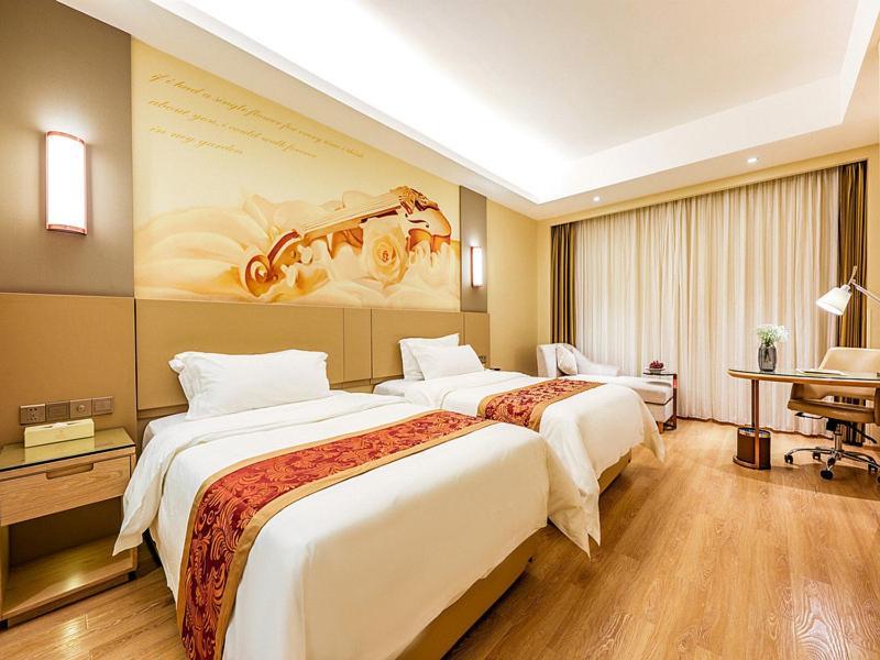 Отель Отель Vienna International Hotel Chong Qing Yu Bei Airport