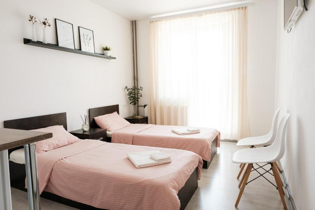 Апартаменты/квартиры  Студия на Набережной