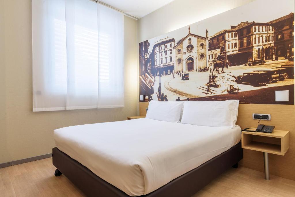 Отель Отель B&B Hotel Milano La Spezia