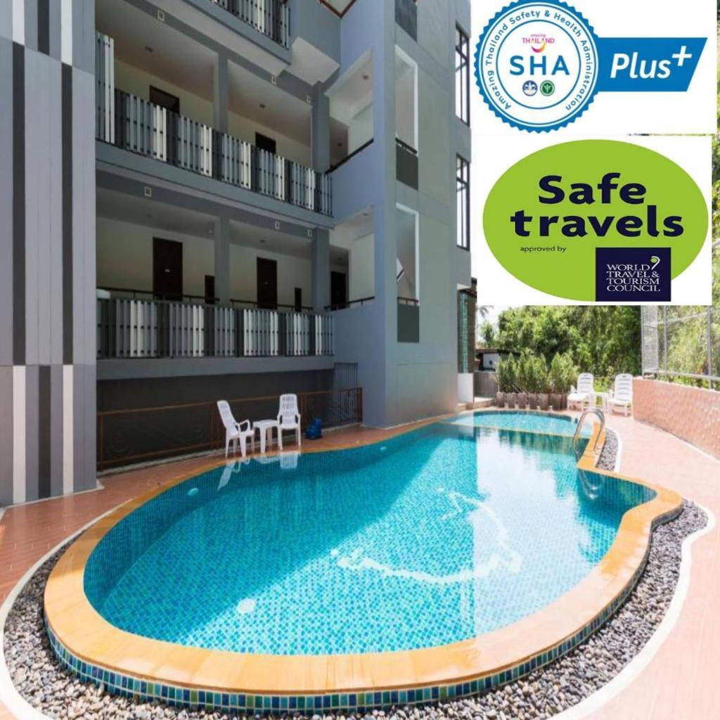 Отель  Phranang Place  - отзывы Booking