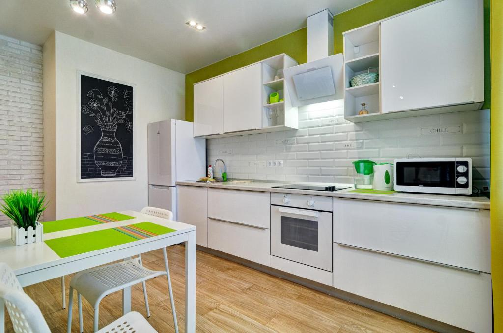 Апартаменты/квартира  Квартира студия в центре Пензы  - отзывы Booking
