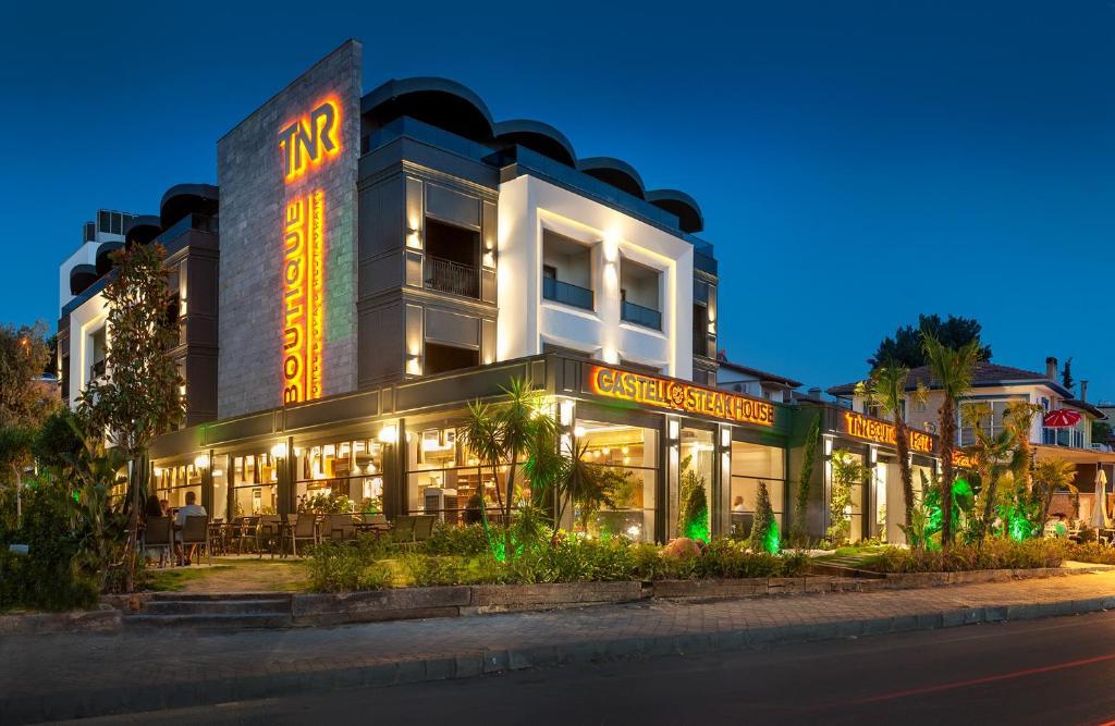 Отель  TNR BOUTIQUE HOTEL&SPA  - отзывы Booking