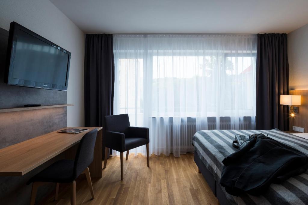 Отель  BASE I - Das Budget Hotel bei Basel (Lörrach)  - отзывы Booking