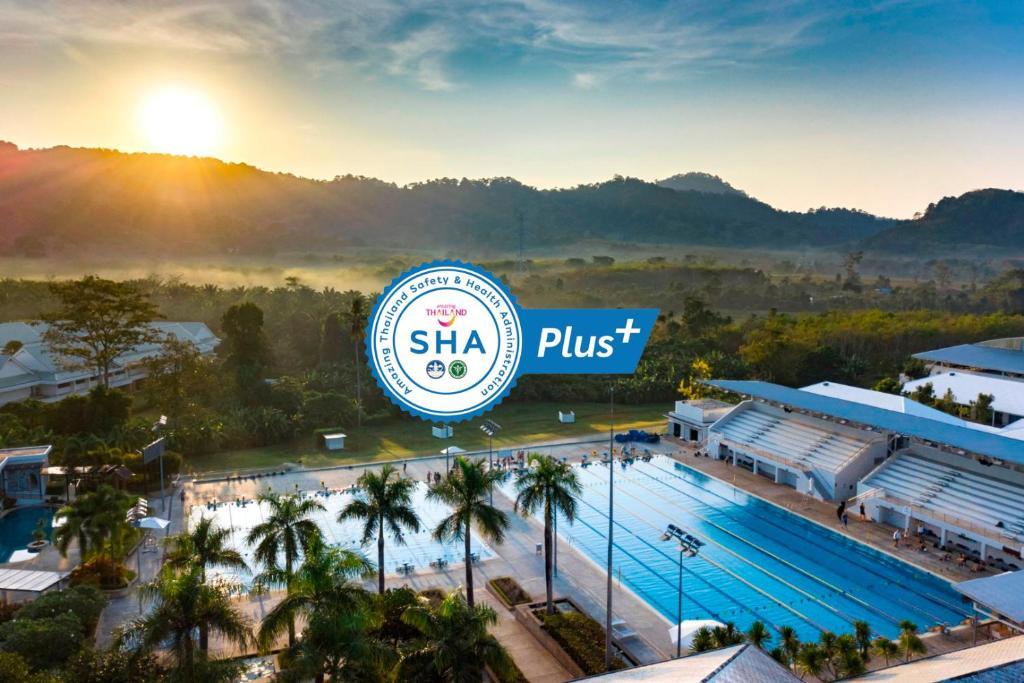 Отель  Thanyapura Sports & Health Resort - SHA Plus  - отзывы Booking