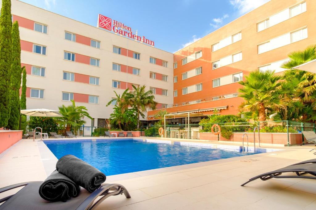 Отель  Отель  Hilton Garden Inn Málaga