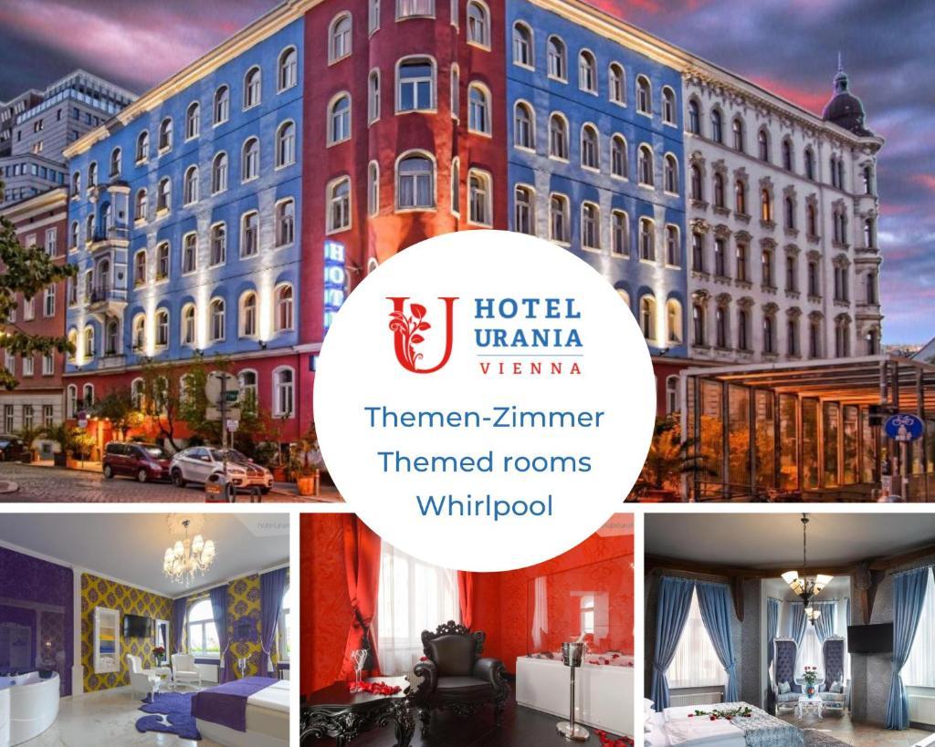 Отель  Hotel Urania