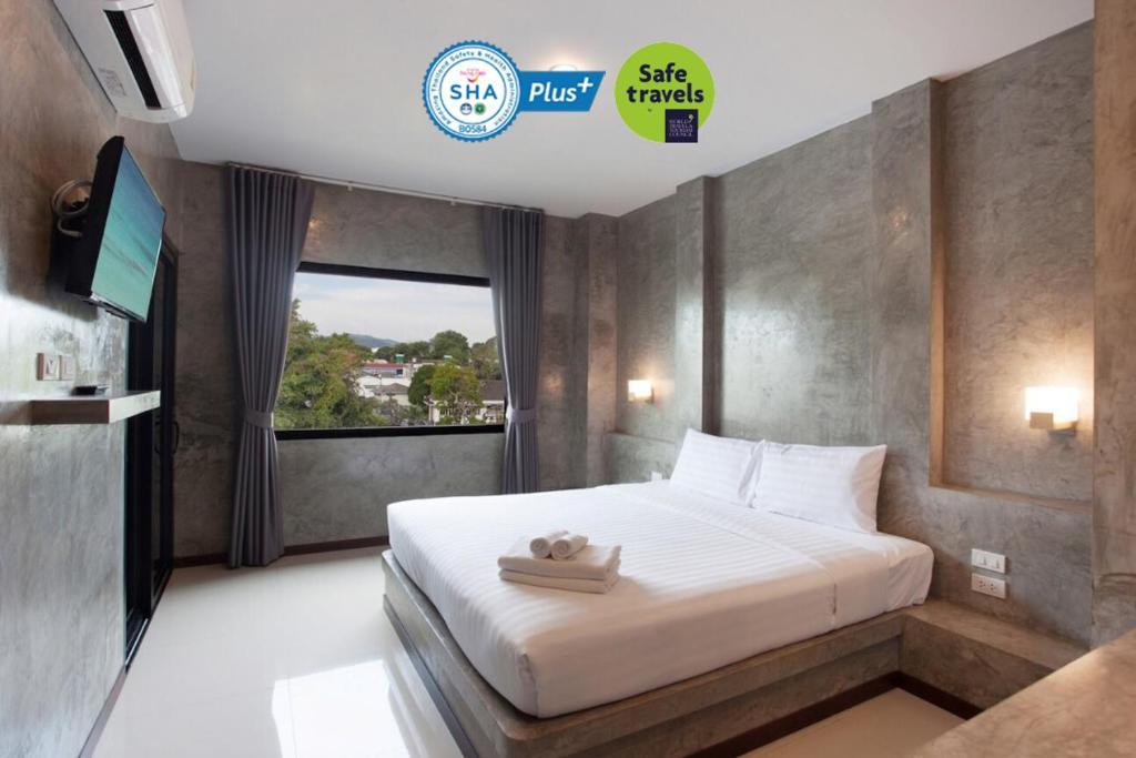 Отель  Ritsurin Boutique Hotel - SHA Plus  - отзывы Booking