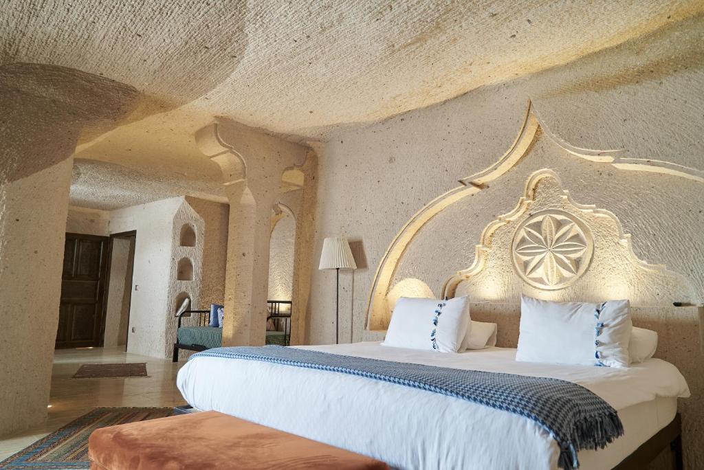 Отель типа «постель и завтрак» Cappadocia Alba Cave - отзывы Booking