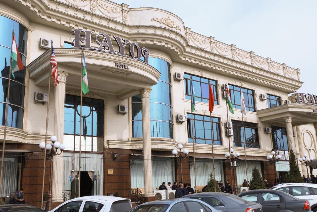 Отель Отель Hayot Hotel