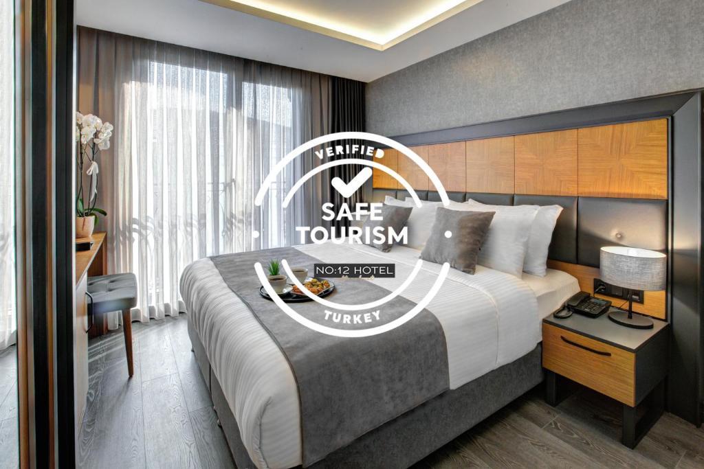 Отель  Отель  No12 Hotel Sultanahmet