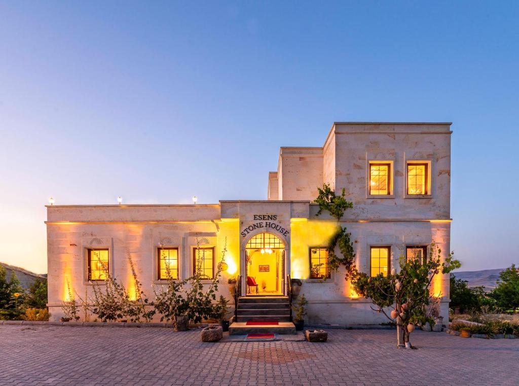 Отель типа «постель и завтрак»  Esens Stone House  - отзывы Booking