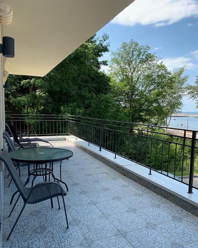 Апартаменты/квартира Baltic Apart&Sea View Terrace - отзывы Booking