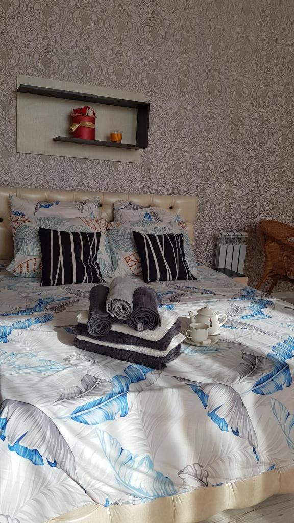 Апарт-отель  Гостевой Апартамент Вояж в Нижнем Тагиле Вагонка.