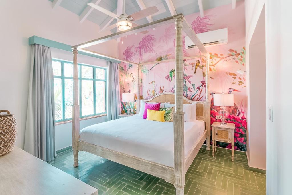 Отель  Отель  Boardwalk Boutique Hotel Aruba