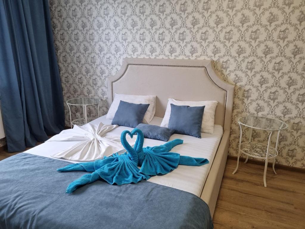 Апартаменты/квартиры Apartment Avrora, Roza Lyuksemburg 33