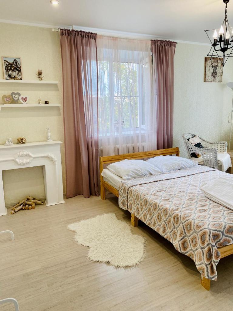 Апартаменты/квартира  Скандинавия в центре города Выкса  - отзывы Booking