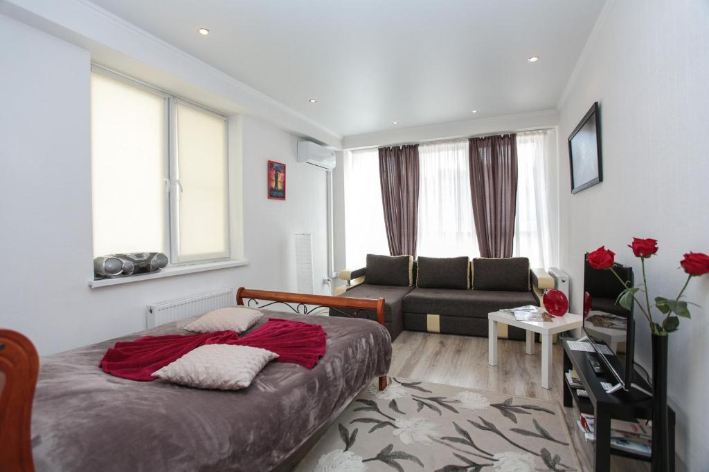 Апартаменты/квартира апартаменты от Алекса - отзывы Booking