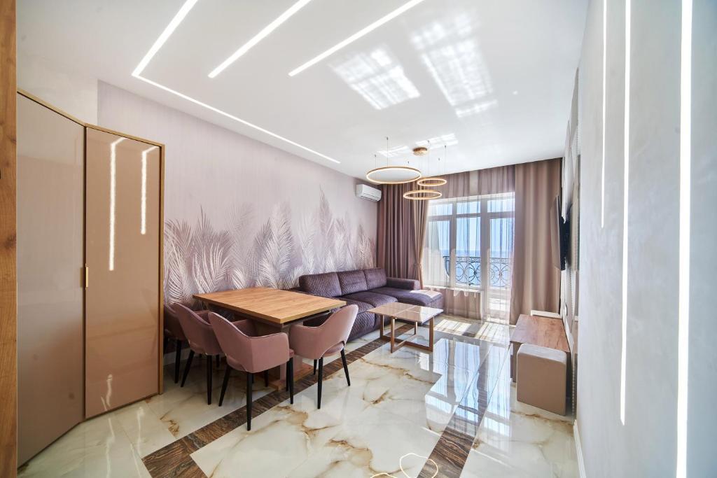 Апартаменты/квартиры  Комплекс апартаментов