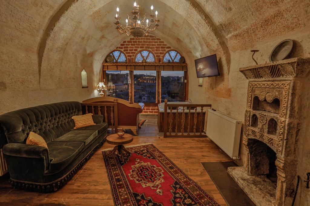 Отель  Casia Cave Suites  - отзывы Booking