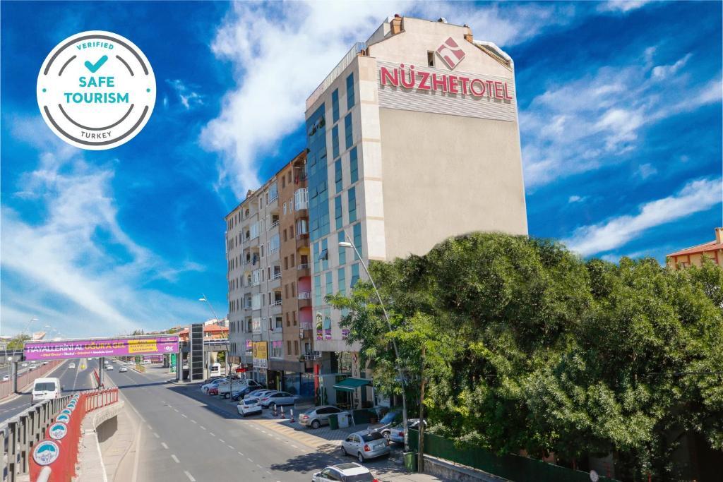 Отель  Отель  Nüzhet Hotel