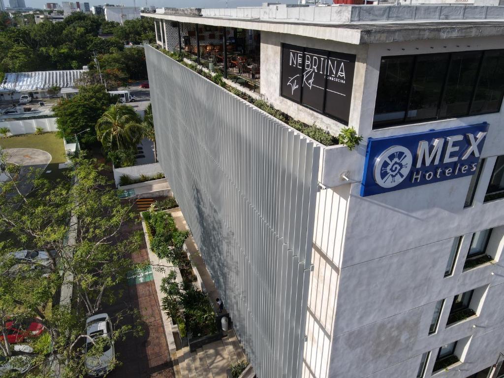 Отель  Mex Hoteles  - отзывы Booking