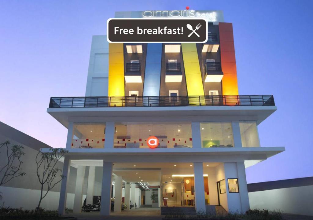 Отель Amaris Hotel Malang