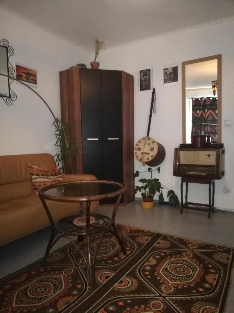 Проживание в семье Проживание в семье Cozy Room For Travelers Near Messe