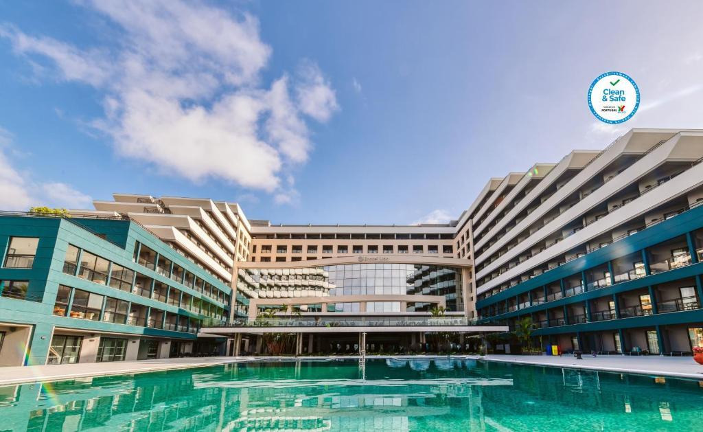 Отель  Отель  Enotel Lido Madeira - Все включено