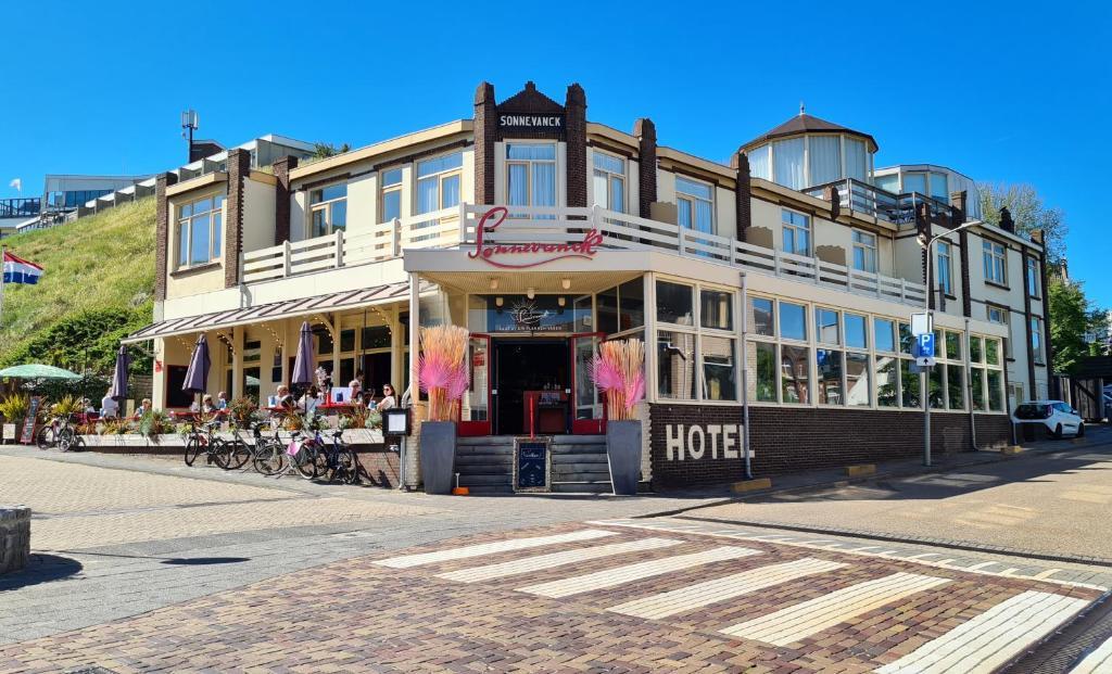 Отель Sonnevanck Wijk Aan Zee