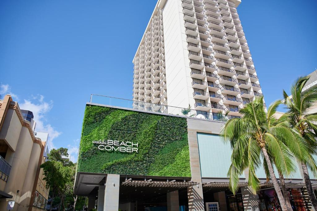 Отель Отель Waikiki Beachcomber By Outrigger
