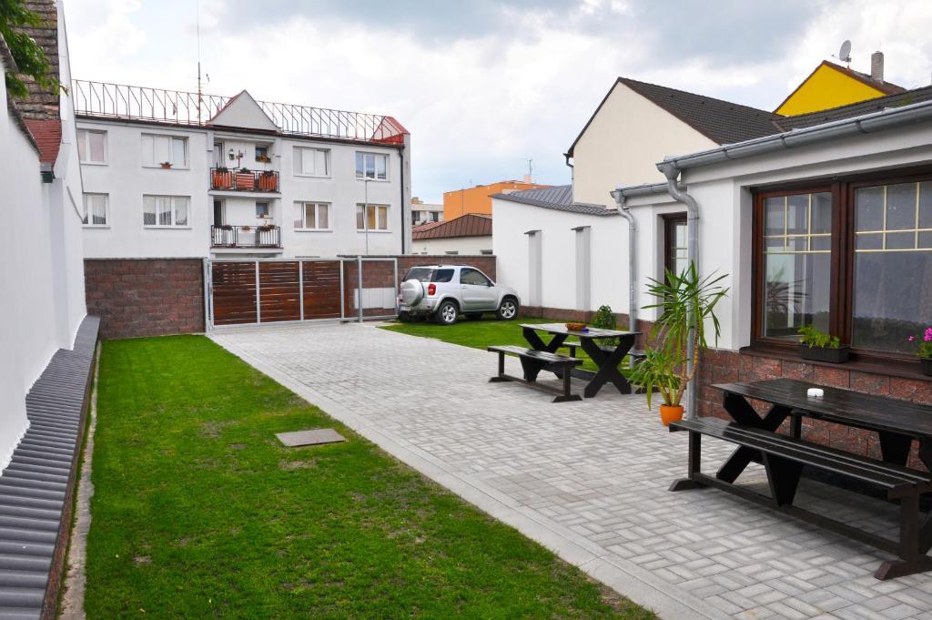 Гостевой дом  Penzion U Třeboňského Kola