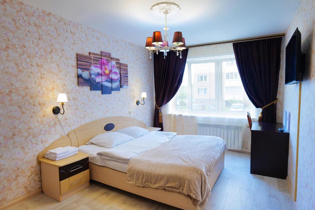 Апартаменты/квартира  Apartment on Peskareva 1  - отзывы Booking