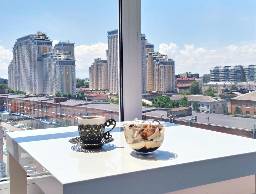 Апартаменты/квартира Премиум апартаменты в центре Краснодара