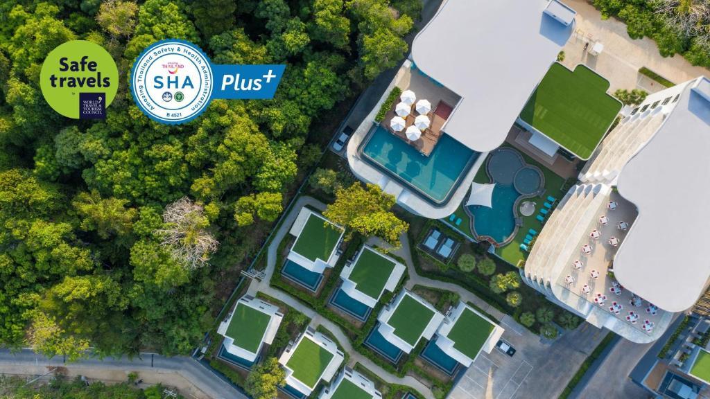 Курортный отель  Utopia Naiharn - SHA Plus  - отзывы Booking