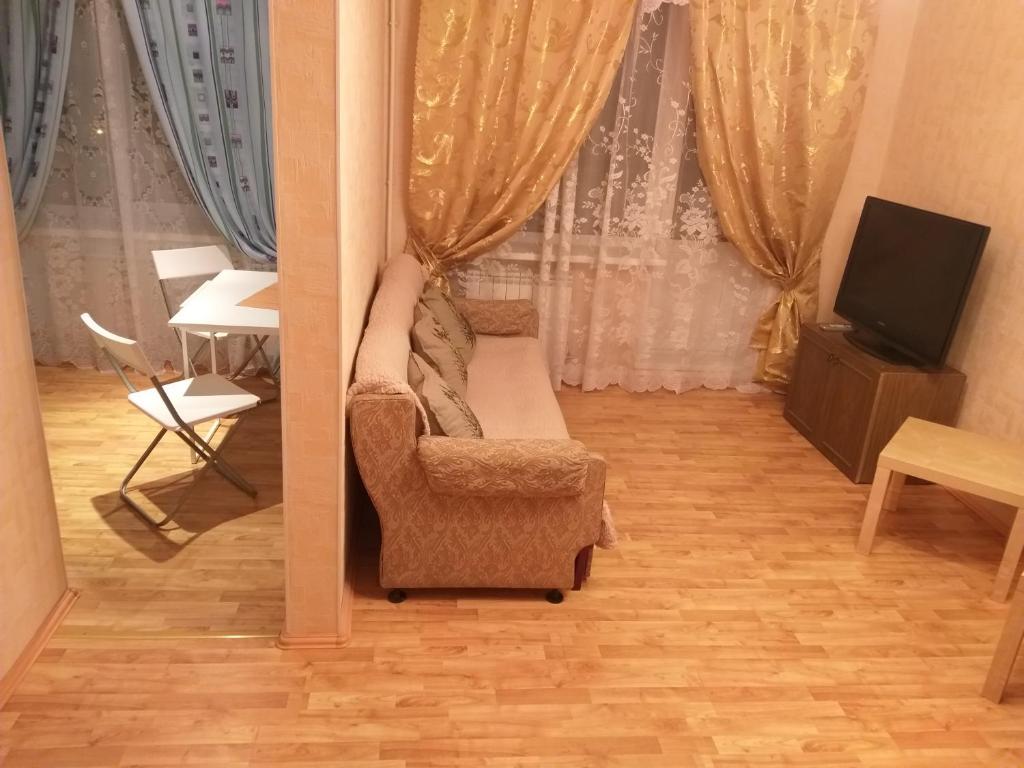 Апартаменты/квартира Апартаменты на проспекте Строителей - отзывы Booking