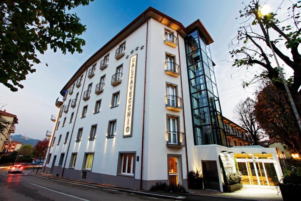Отель  Boutique Hotel Calzavecchio  - отзывы Booking