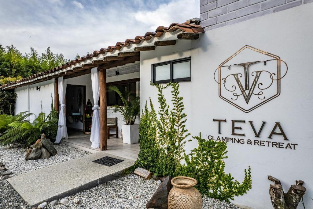 Фото  Люкс-шатер  TEVA Glamping & Retreat