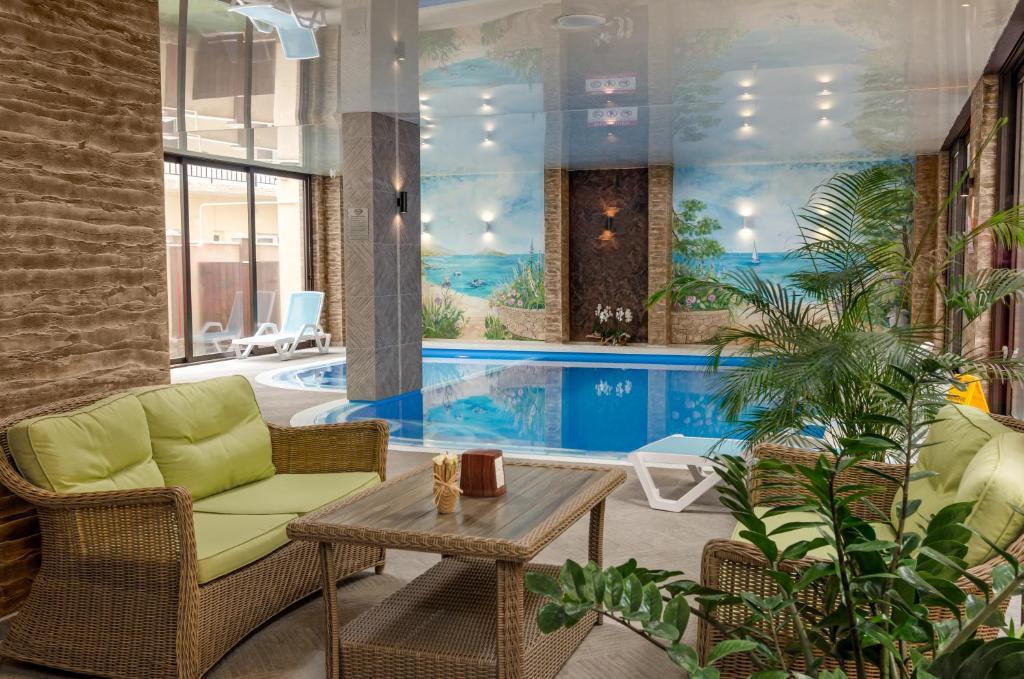 Отель Отель Орион  - отзывы Booking