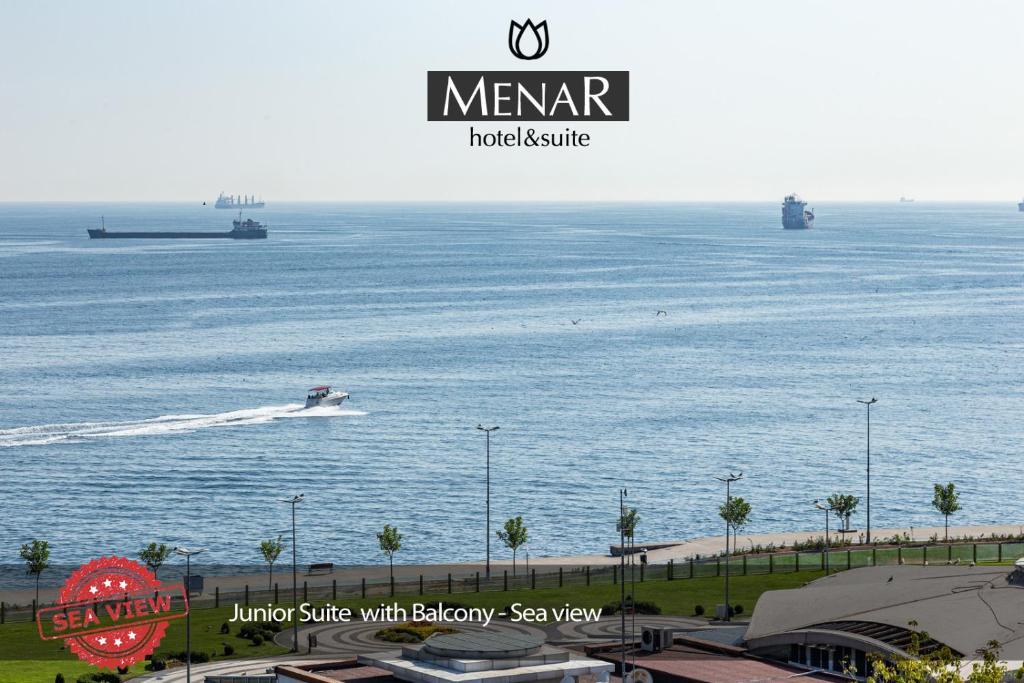 Апарт-отель  MENAR SUITES IN OLD CITY  - отзывы Booking