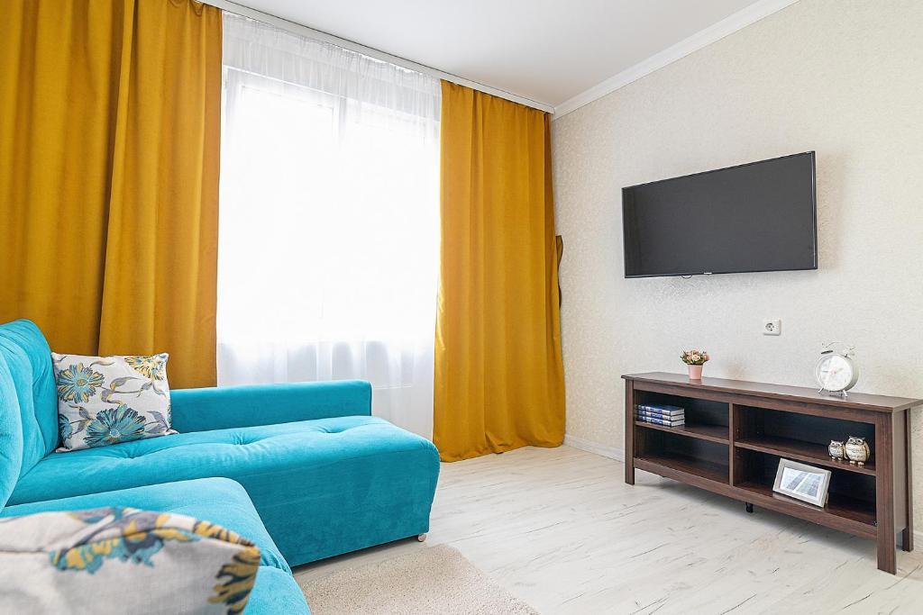 Апартаменты/квартира Апартаменты на Бурнаковской улице - отзывы Booking