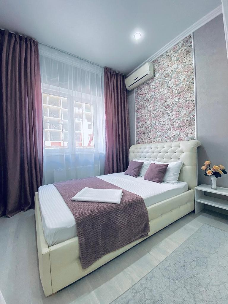 Апартаменты/квартира Красивая и нежная студия возле озера и парка - отзывы Booking