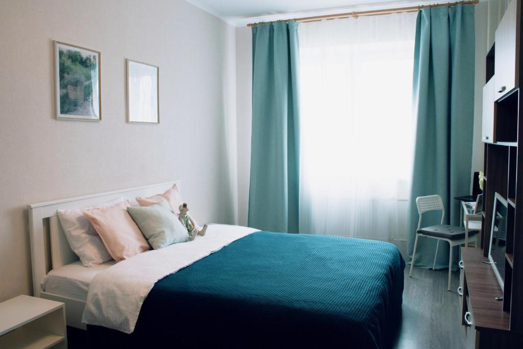 Апартаменты/квартира  Уютная квартира с видом на улицу Профессиональная