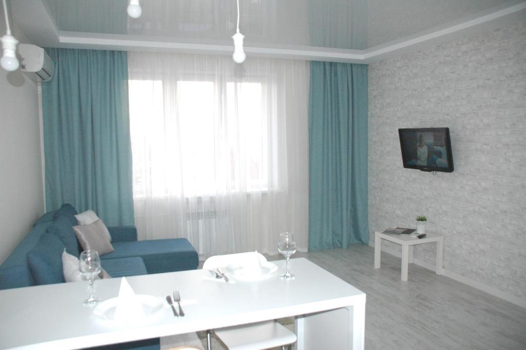 Апартаменты/квартира Апартаменты ул Спортивная 17 Люкс с Джакузи