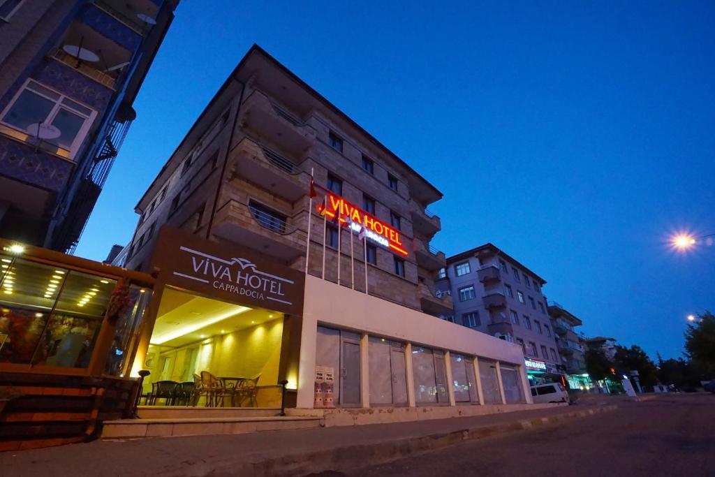 Отель  Viva Hotel Cappadocia  - отзывы Booking