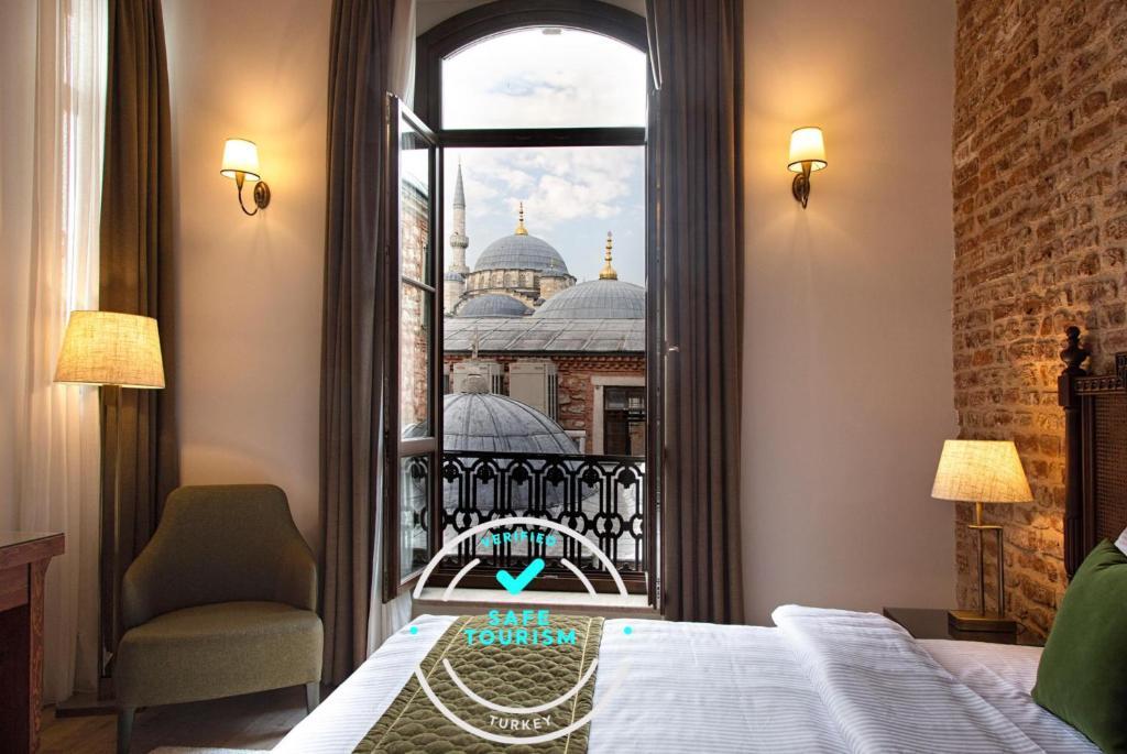 Отель  Mest Hotel Istanbul Sirkeci  - отзывы Booking