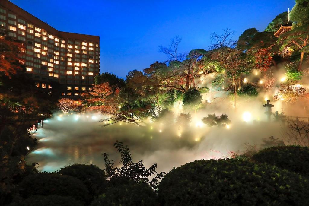 Отель  Hotel Chinzanso Tokyo  - отзывы Booking