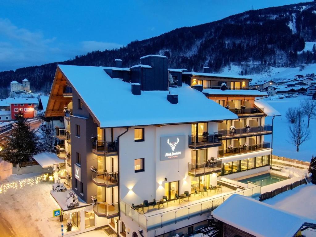Отель  Hotel Sonnblick  - отзывы Booking