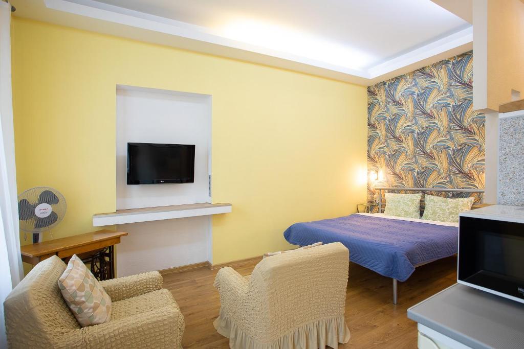 Апартаменты/квартиры Inter-apart On Razyezzhaya
