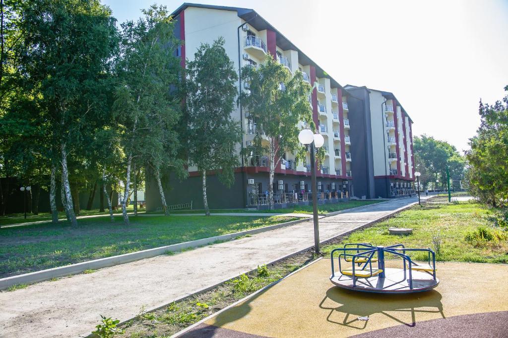 Отель Отель SUNRISE Park Hotel Relax & Spa