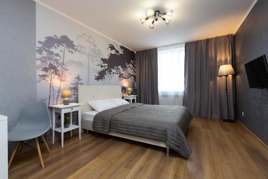 Апартаменты/квартиры EtazhiDaily in Malevich - отзывы Booking